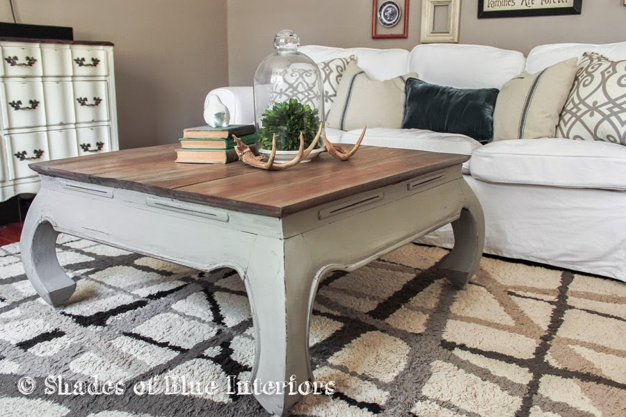 Innovative Wellliked Grey Coffee Tables In Weathered Grey Coffee Table High Furniture (View 46 of 50)