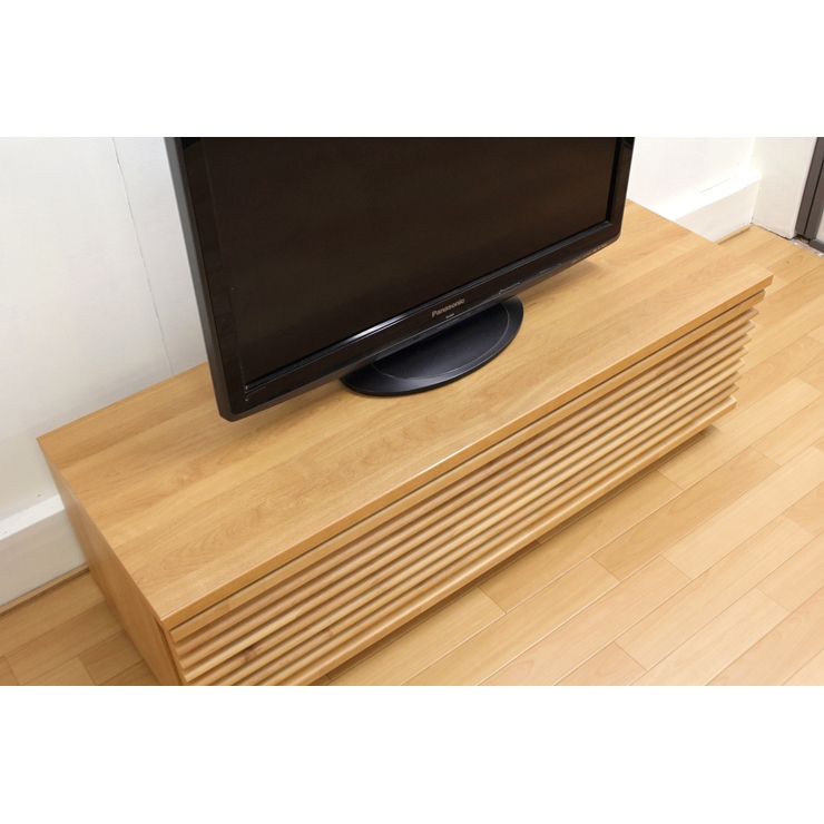 Innovative Wellliked Light Brown TV Stands Regarding Dreamrand Rakuten Global Market Tv Stand Snack Lowboard (Image 33 of 50)