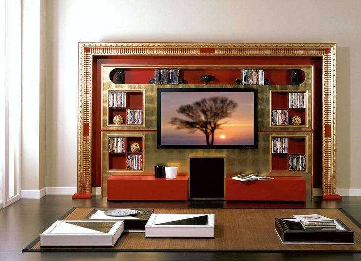Innovative Widely Used Art Deco TV Stands Within 68 Best Tv Stand Vismara Design Images On Pinterest Tv Stands (Image 33 of 50)