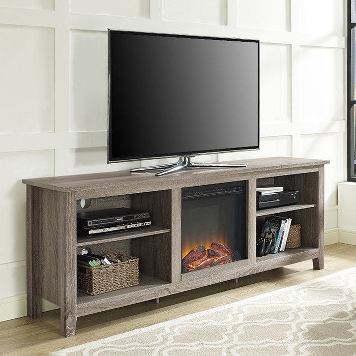 Innovative Widely Used Big TV Stands Furniture Intended For Best 20 Fireplace Tv Stand Ideas On Pinterest Stuff Tv Outdoor (Image 33 of 50)