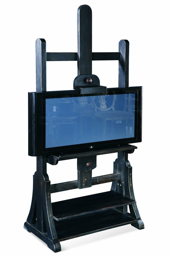 Innovative Widely Used Easel TV Stands For Flat Screens In 28 Best Flat Screen Stand Images On Pinterest Tv Stands Easels (View 19 of 50)