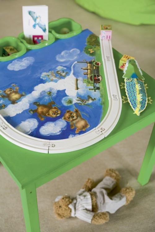Innovative Widely Used Kids Coffee Tables Pertaining To Diy Kids Tables Archives Shelterness (Image 38 of 50)