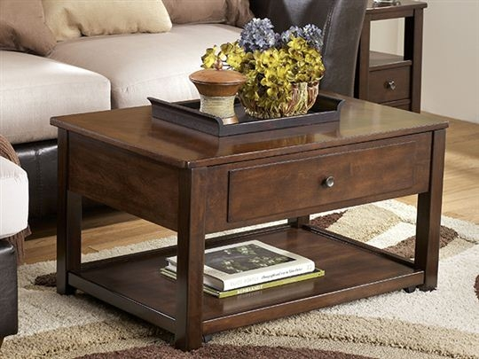 Innovative Widely Used Lift Top Coffee Table Furniture Throughout Ashley Furniture Lift Top Coffee Table Good Furniture (View 4 of 50)