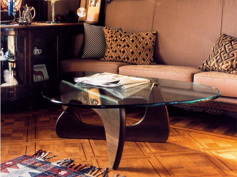 Innovative Widely Used Noguchi Coffee Tables With Regard To Isamu Noguchi Coffee Table (Image 25 of 40)
