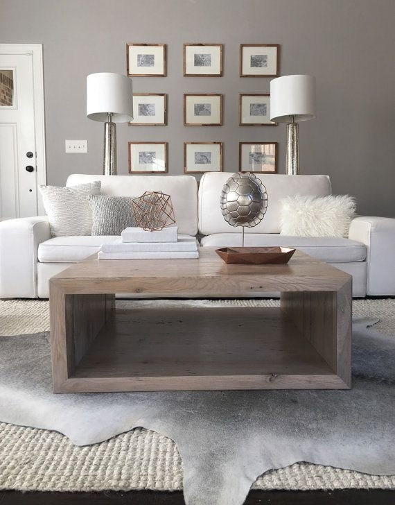 Innovative Widely Used Oak Square Coffee Tables Inside Best 20 Square Coffee Tables Ideas On Pinterest Build A Coffee (Image 38 of 50)