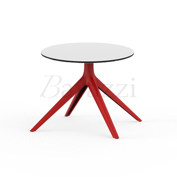Innovative Widely Used Round Red Coffee Tables Within Round Red Coffee Table (View 13 of 50)