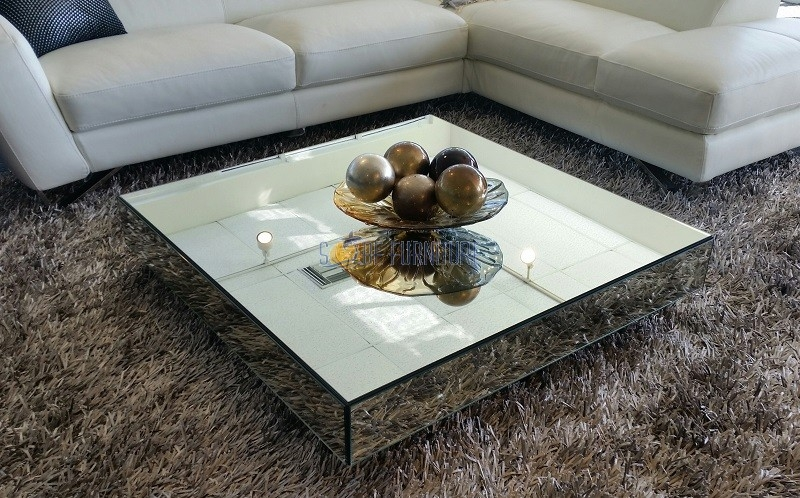 Innovative Widely Used Small Mirrored Coffee Tables Intended For Coffee Table Mirror Coffee Table Ideal On Inspirational Home (View 46 of 50)