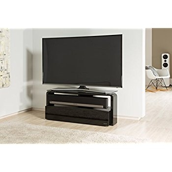 Innovative Widely Used Sonos TV Stands For Alphason Sonos Playbar Black Tv Stand With Built In Bracket For (View 34 of 50)