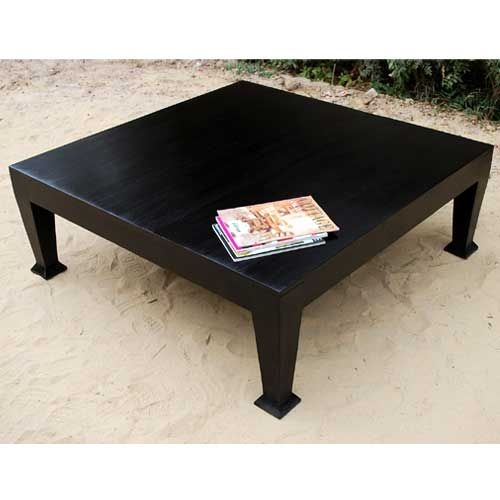 Innovative Widely Used Square Shaped Coffee Tables With Regard To Best 25 Black Square Coffee Table Ideas On Pinterest Square (View 35 of 50)