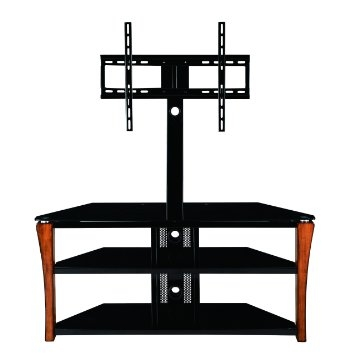 Innovative Widely Used Swivel Black Glass TV Stands Intended For Cheap Center Tv Stand Find Center Tv Stand Deals On Line At (Photo 15 of 50)