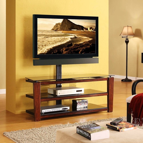 Innovative Widely Used TV Stands With Mount For Tv Stand With Mount Tv Stands Walmart (Image 35 of 50)