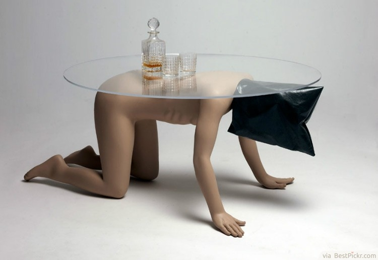 Innovative Widely Used Unusual Glass Coffee Tables Within 30 Unique Coffee Tables Cool Design Ideas For Unusual Living (View 2 of 40)