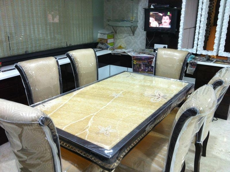 Inspiring Clear Plastic Dining Room Chair Covers 15 About Remodel With Regard To Clear Plastic Dining Tables (View 16 of 20)