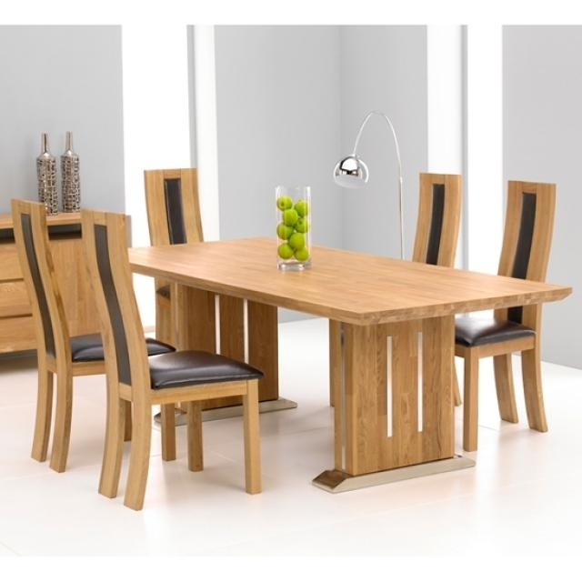Inspiring Six Seater Dining Table And Chairs 6 Seater Dining Set Throughout Six Seater Dining Tables (Image 14 of 20)