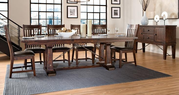 Intercon Furniture Hayden Dining Collectiondining Rooms Outlet In Hayden Dining Tables (Image 17 of 20)
