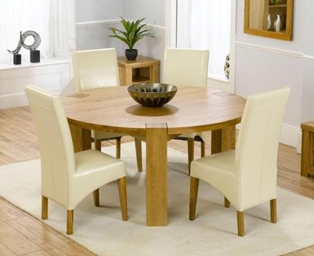 Interesting Beech Dining Room Furniture Images – 3D House Designs Inside Beech Dining Tables And Chairs (View 2 of 20)
