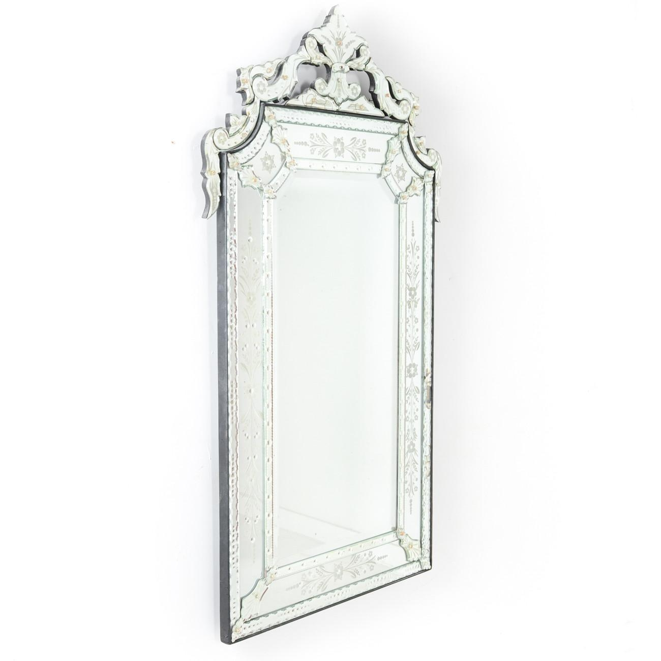 Interior: Frameless Wall Mirrors Cheap | Venetian Mirror | Cheap With Full Length Venetian Mirror (Image 12 of 20)