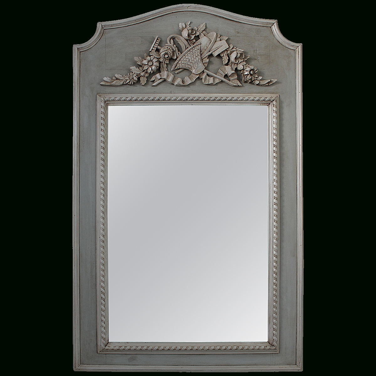 Interior: Full Length Wall Mounted Mirror | Trumeau Mirror | West Throughout Tall Venetian Mirror (Image 5 of 20)