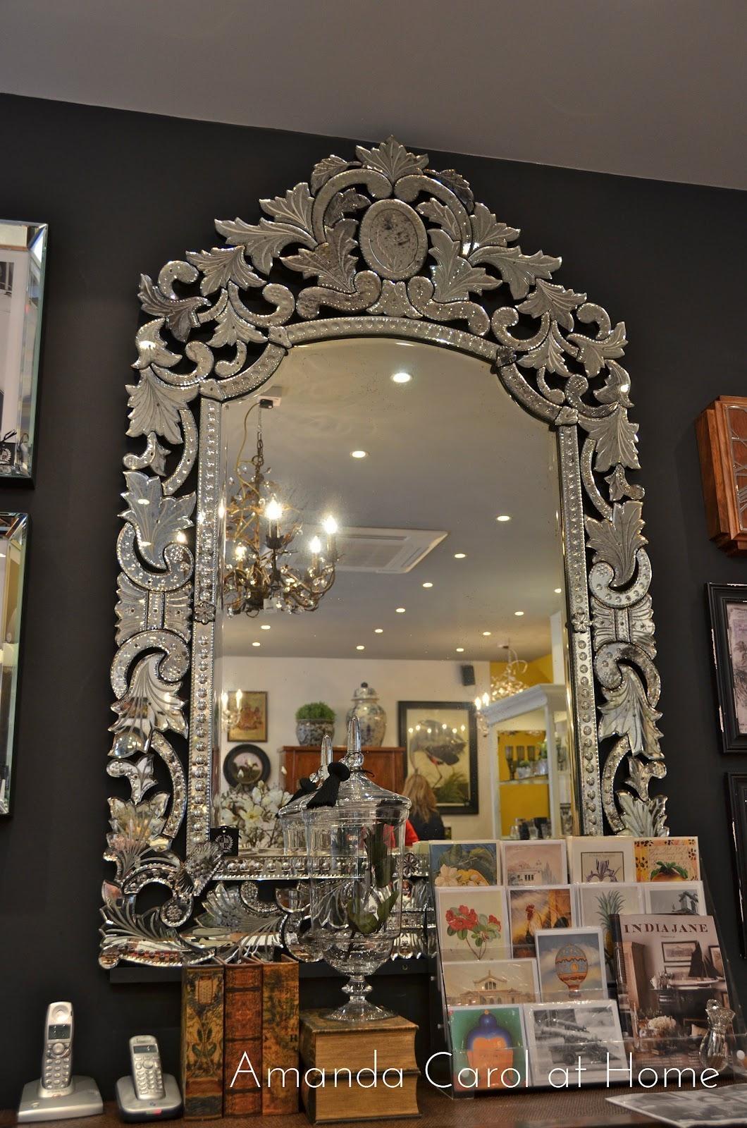 Interior: Venetian Mirror | Tall Venetian Mirror | Beveled Mirrors Regarding Tall Venetian Mirror (Image 8 of 20)