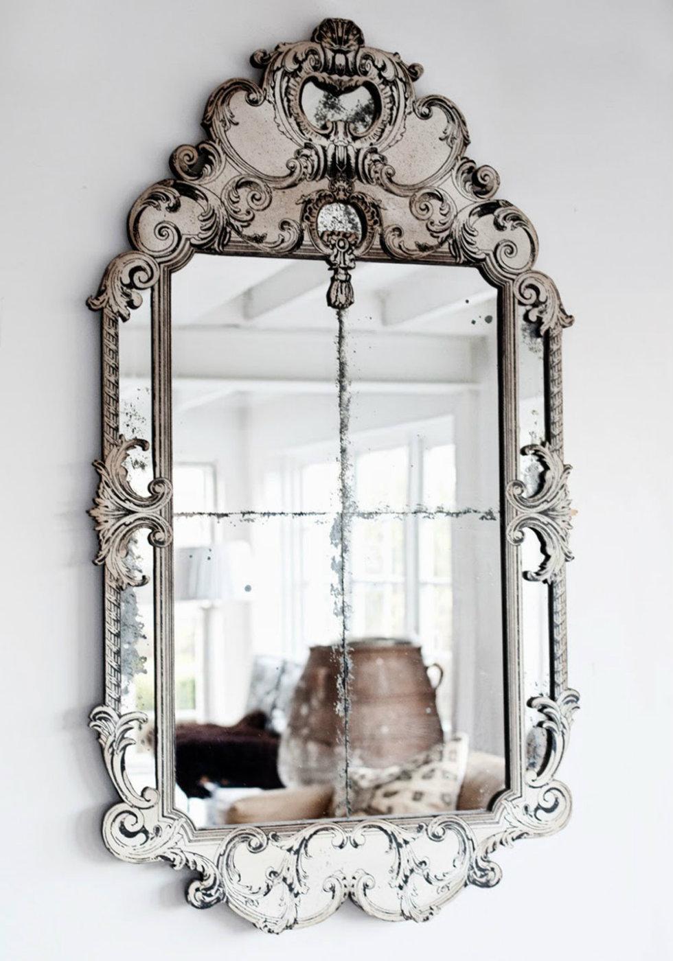 Interior: Venetian Mirror | Tall Venetian Mirror | Beveled Mirrors Throughout Extra Large Venetian Mirror (Image 11 of 20)