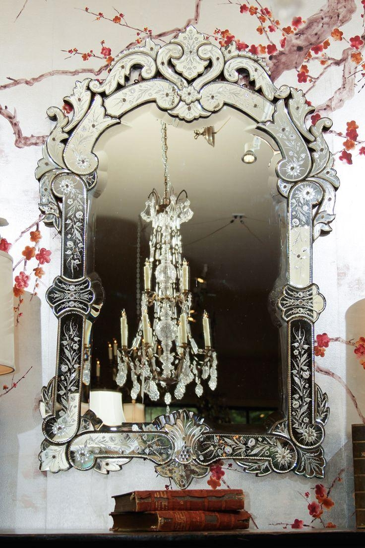 Interior: Venetian Wall Mirror | Oversized Leaner Mirror With Regard To Large Venetian Wall Mirror (Image 7 of 20)