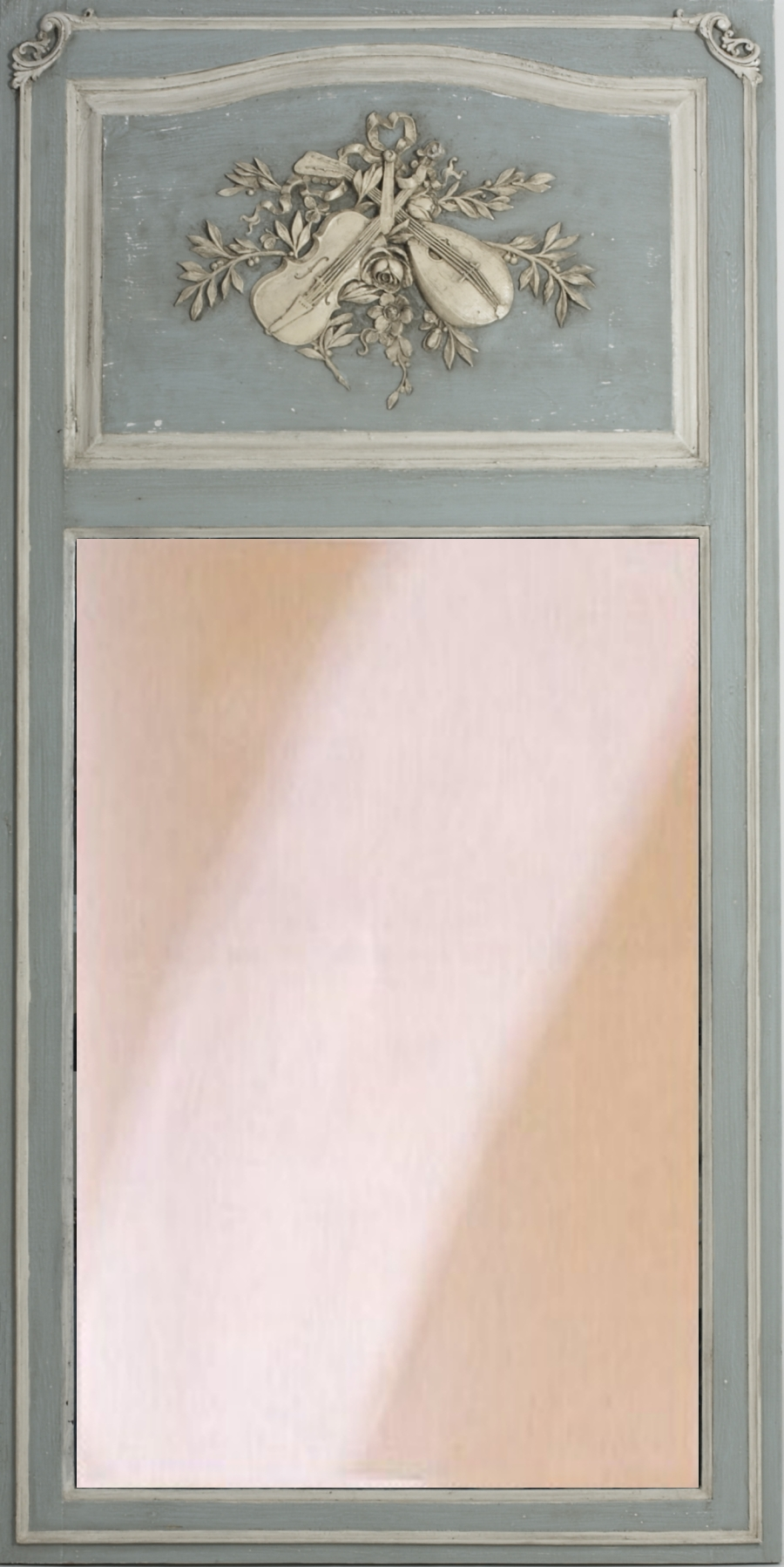Interior: Vintage Trumeau Mirror For Home Interiors — Nadabike Regarding Tall Venetian Mirror (Image 13 of 20)