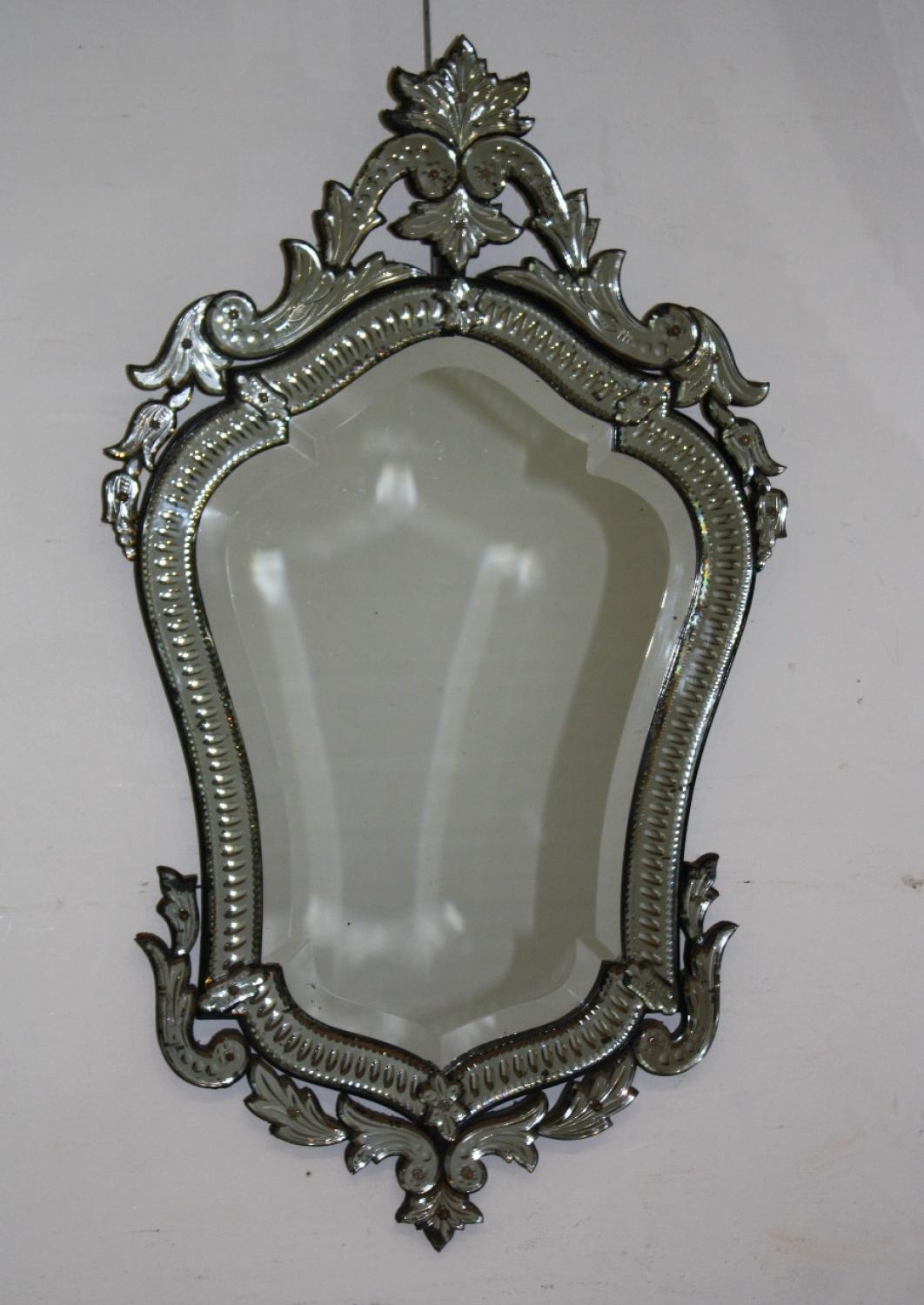 20 Collection of Venetian Style Wall Mirror | Mirror Ideas