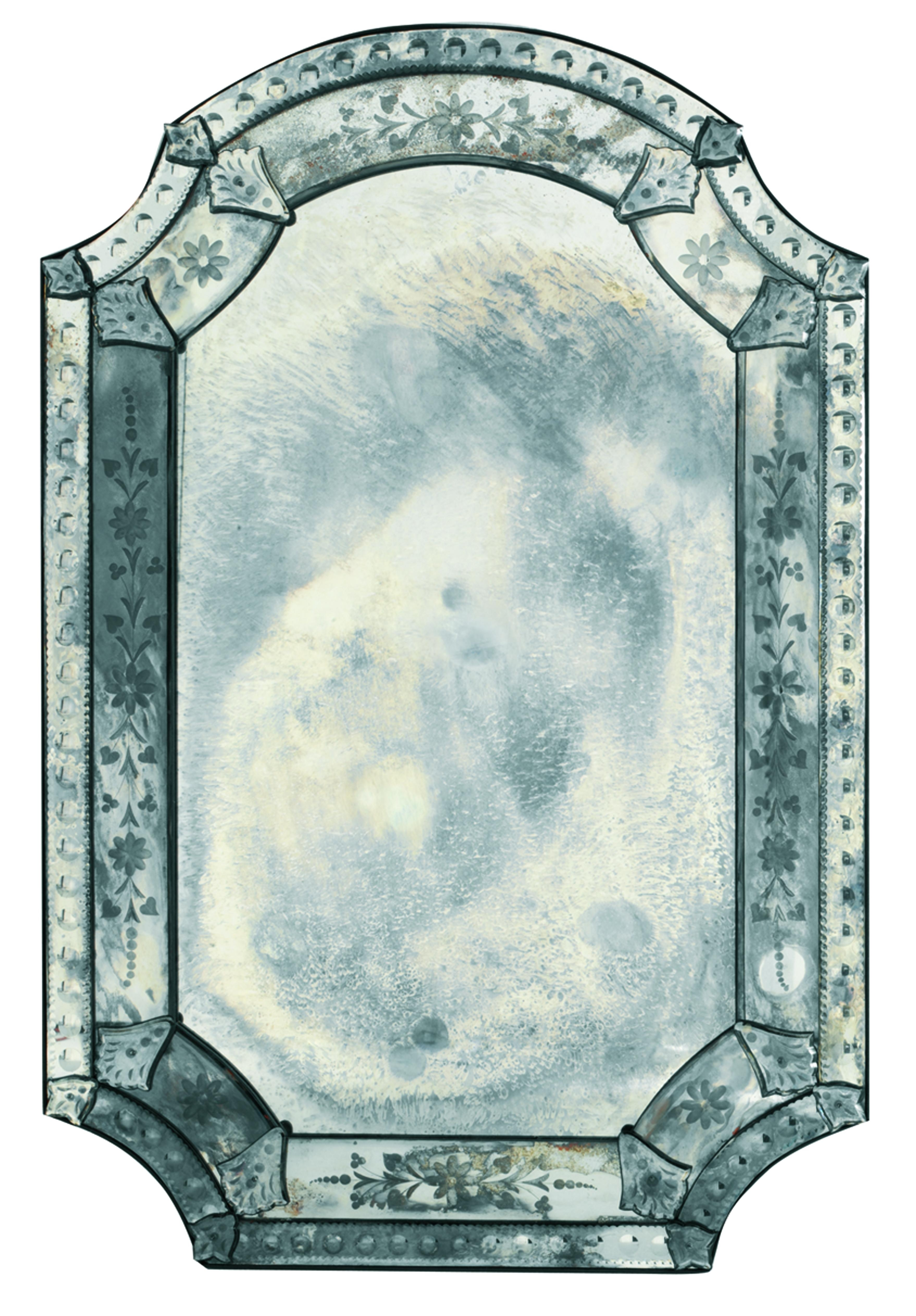 Interior: Vintage Venetian Mirror For Classic Interior Decor Throughout Tall Venetian Mirror (Image 16 of 20)