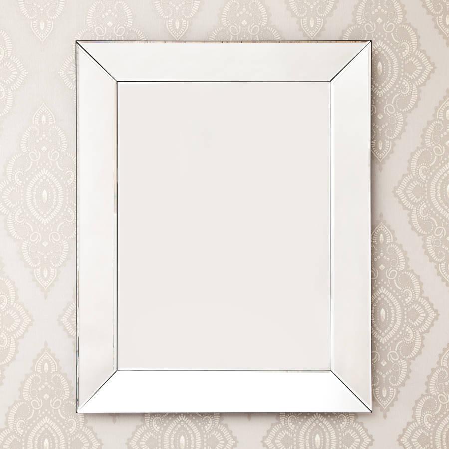 Interior: Vintage Venetian Mirror For Classic Interior Decor Within Tall Venetian Mirror (Image 18 of 20)