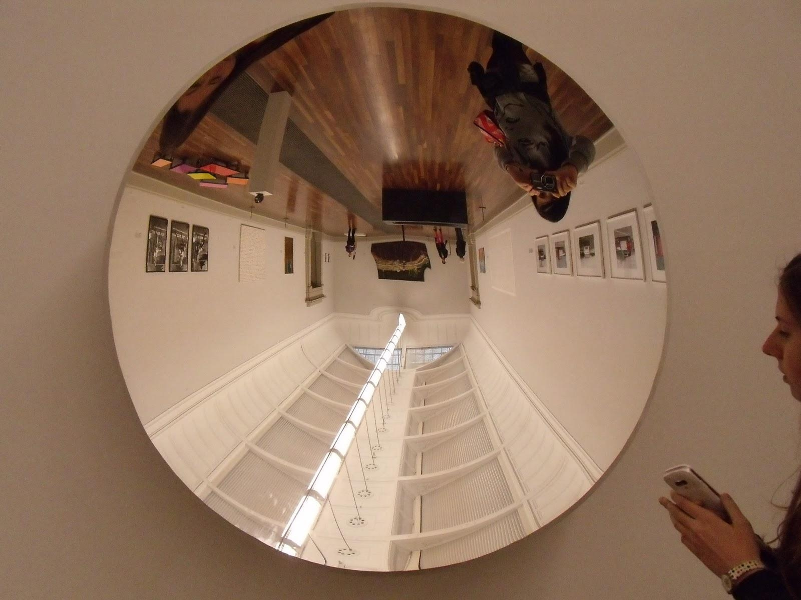 Inverse Reverse Perverse | Cristina Trujillo Throughout Concave Wall Mirror (View 5 of 20)