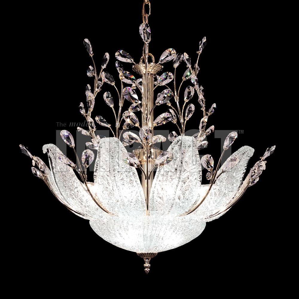 James Moder 40088g22 Florian Crystal Gold Chandelier Light Jam In Florian Crystal Chandeliers (Photo 10 of 25)