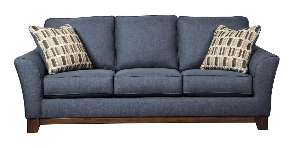 Janley – Denim – Sofa | 4380738 | Sofas | Simply Homelindys For Denim Sofas And Loveseats (Image 18 of 20)