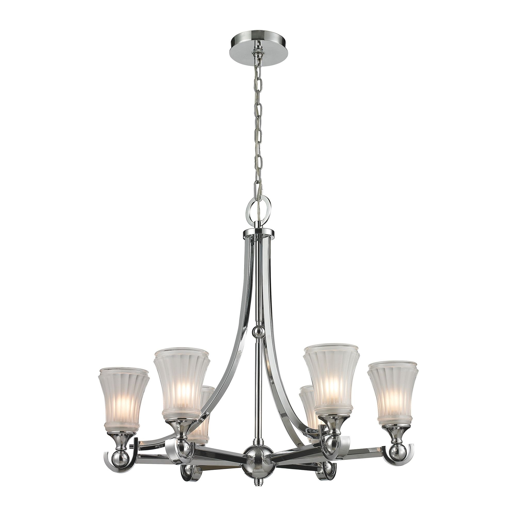 Jayden 6 Light Candle Chandelier Products Pinterest Candle With Regard To Metal Ball Candle Chandeliers (Image 19 of 25)
