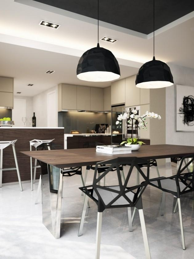 Kitchen Rustic Glass Pendant Lighting Viewing Gallery Wallpaper Within Dining Lights Above Dining Tables (Image 9 of 20)