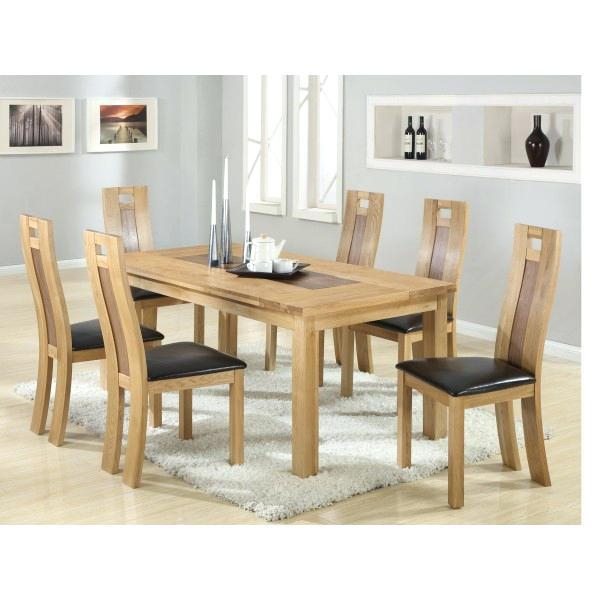 Kitchen Table 6 Chairs – Kiurtjohnson (View 16 of 20)
