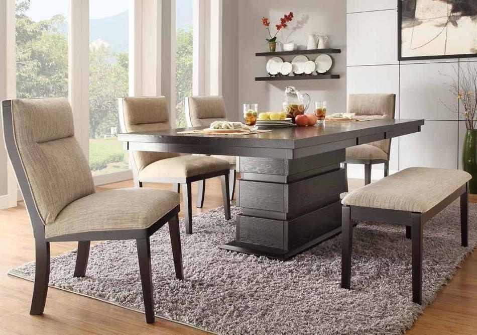 Kitchen Wonderful 26 Big Small Dining Room Sets With Bench Seating Regarding Small Dining Tables And Bench Sets (Image 17 of 20)