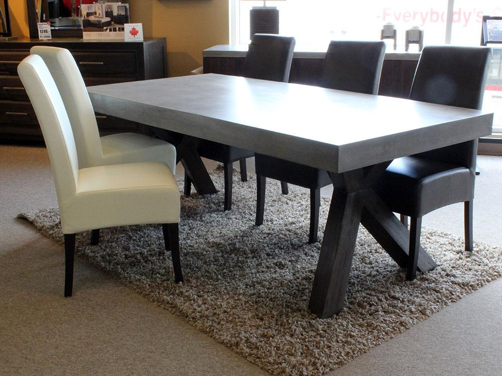 Konto Furniture Within Edmonton Dining Tables (Image 16 of 20)