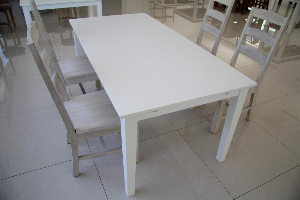 Featured Image of White Melamine Dining Tables