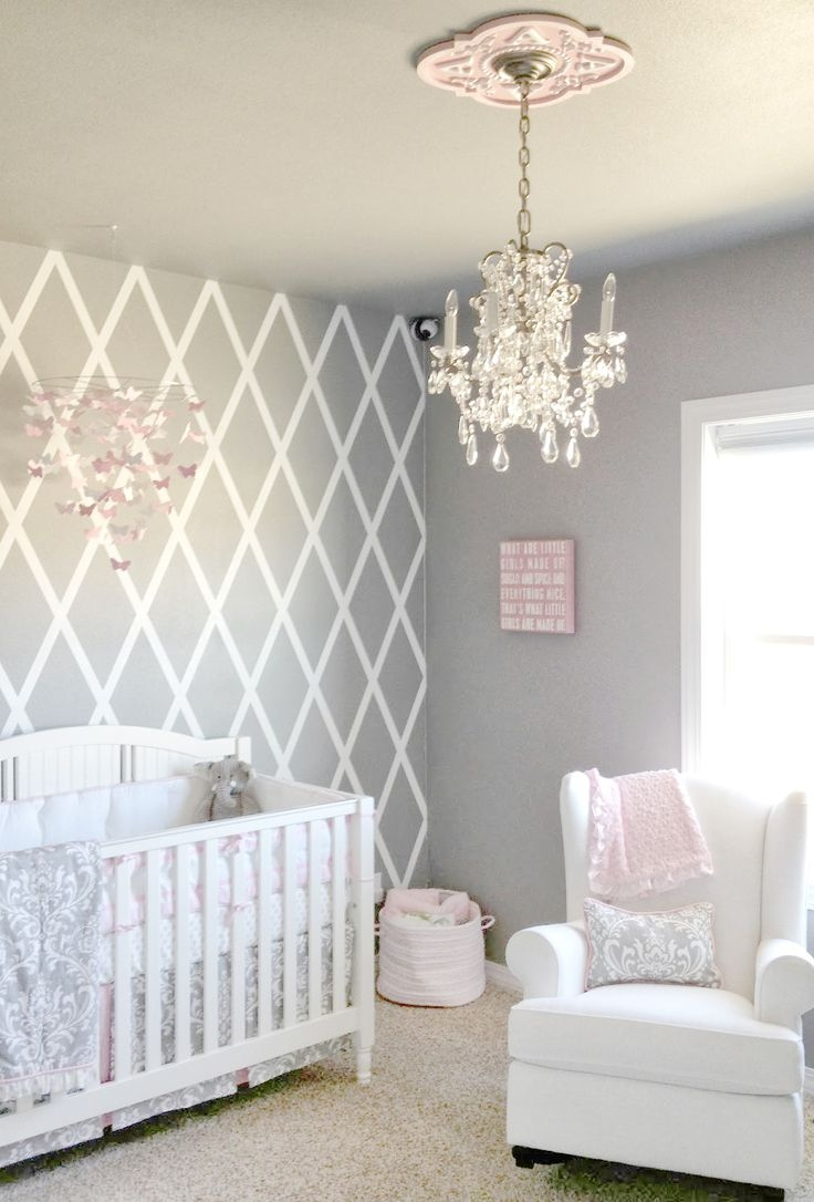 Lamp Create An Adorable Room For Your Little Girl With Chandelier Pertaining To Cheap Chandeliers For Baby Girl Room (Image 14 of 25)