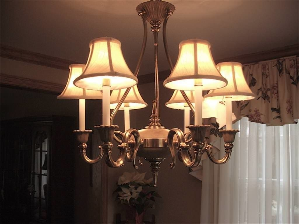 Lamp Shades For Chandeliers Small Lamp World With Small Chandelier Lamp Shades (Image 15 of 25)