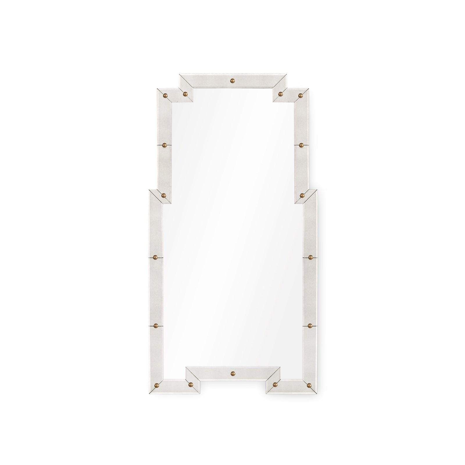 Lane Mirror – Small, Antique Mirror – Bungalow 5 Regarding Small Antique Mirrors (Image 11 of 20)