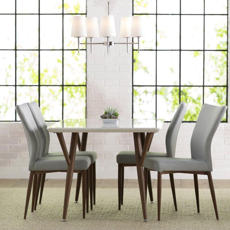 Langley Street Rio Dining Table & Reviews | Wayfair Within Rio Dining Tables (Image 9 of 20)