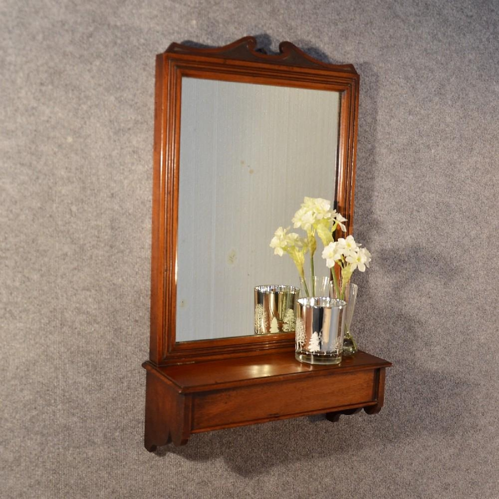 Large Antique Wall Mirror Ornate Frame Antique Ornate Wall Mirrors Intended For Antique Wall Mirror (Image 13 of 20)