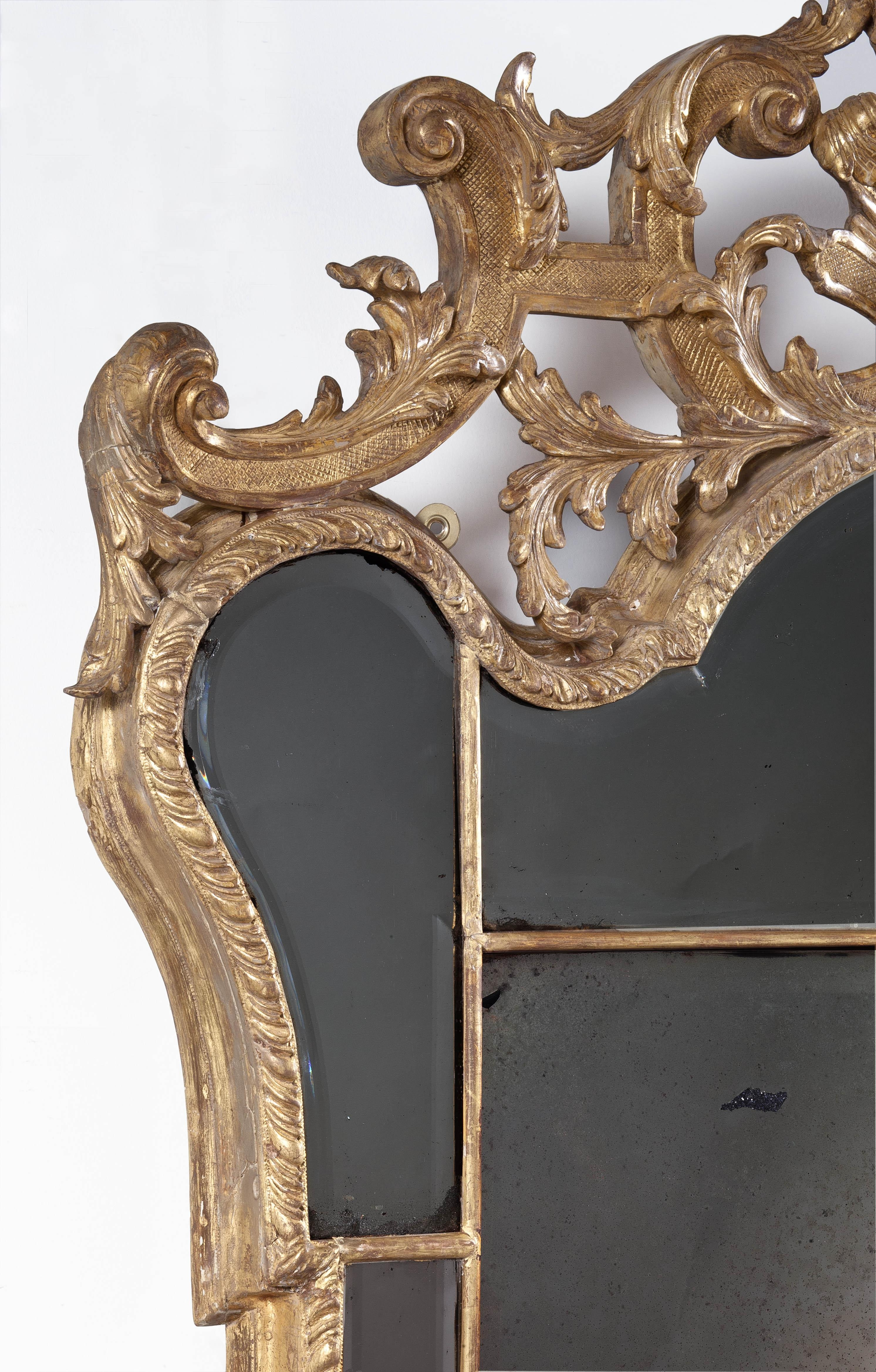 Large Baroque Mirror | Clinton Howell With Large Baroque Mirror (Image 14 of 20)