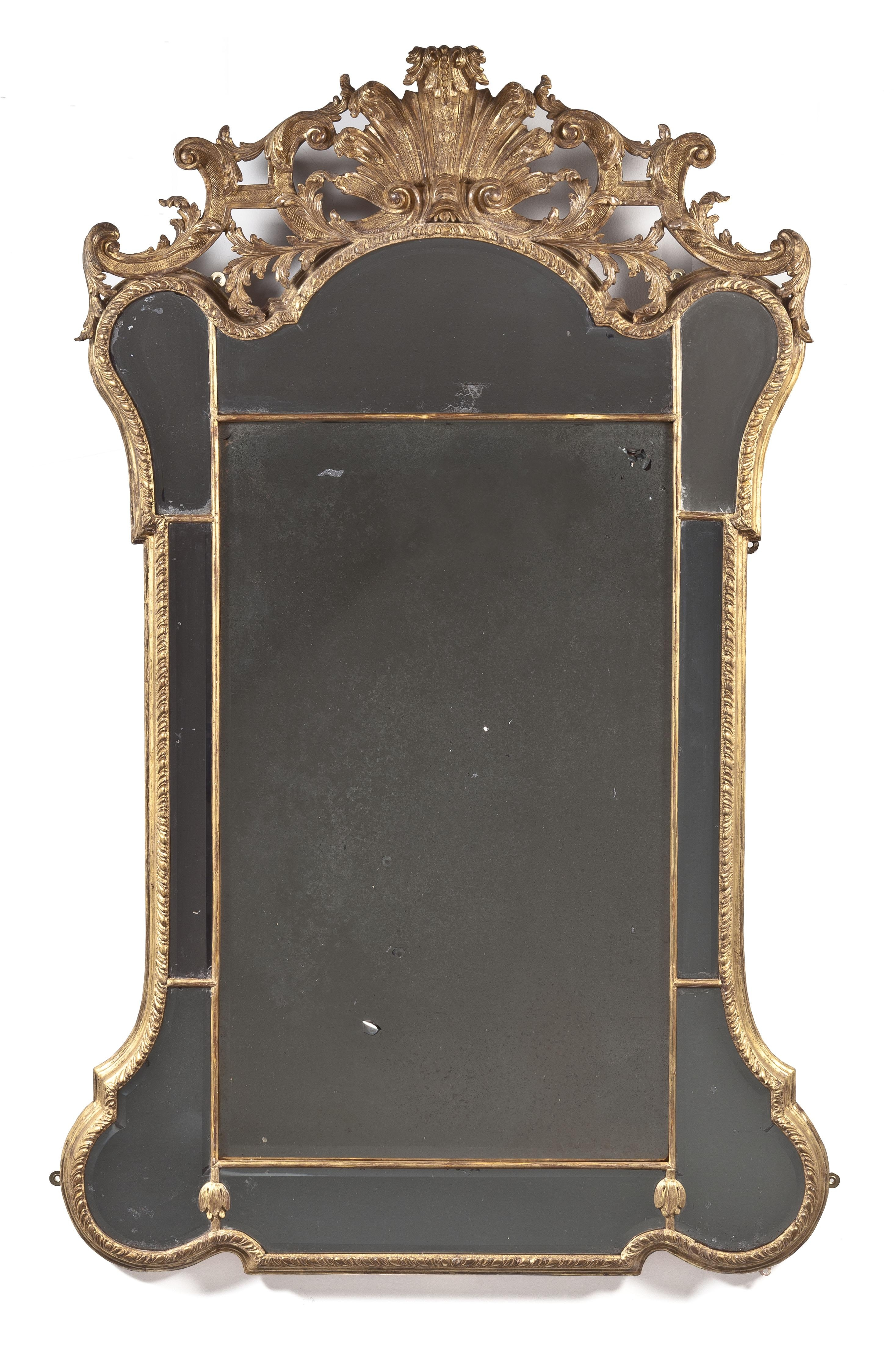Featured Image of Large Baroque Mirror