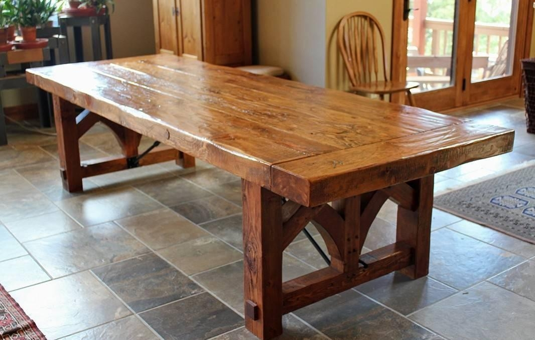 Large Dining Room Tables For Sale #25736 Throughout Big Dining Tables For Sale (Image 17 of 20)