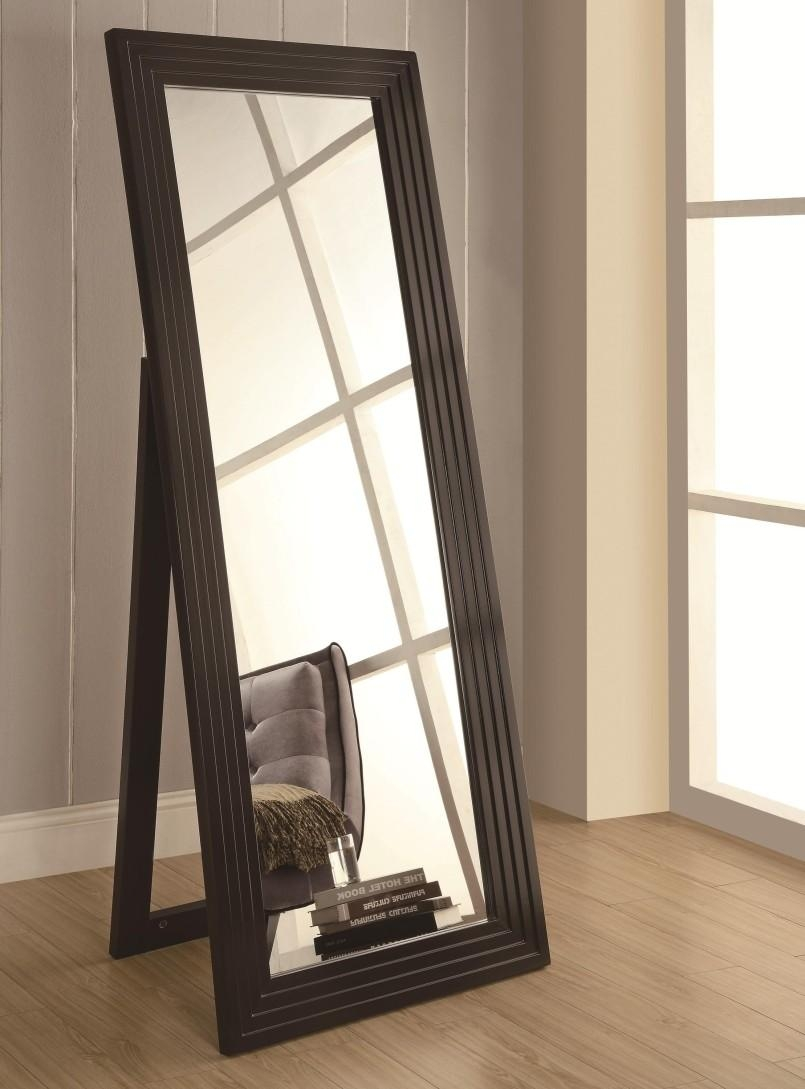 Large Floor Mirrors For Cheap | Vanity Decoration Pertaining To Large Floor Mirrors (Image 15 of 20)