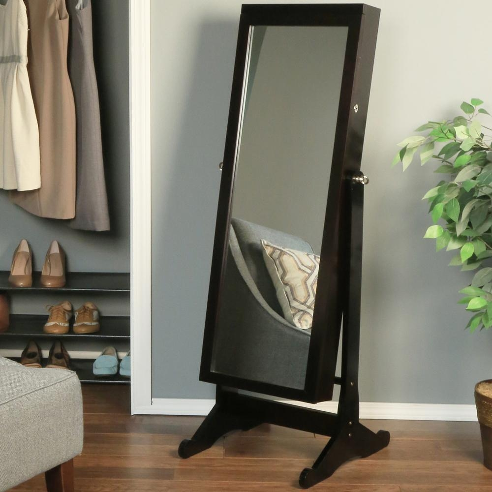 Large Free Standing Mirror Full Length Mirror Ideas