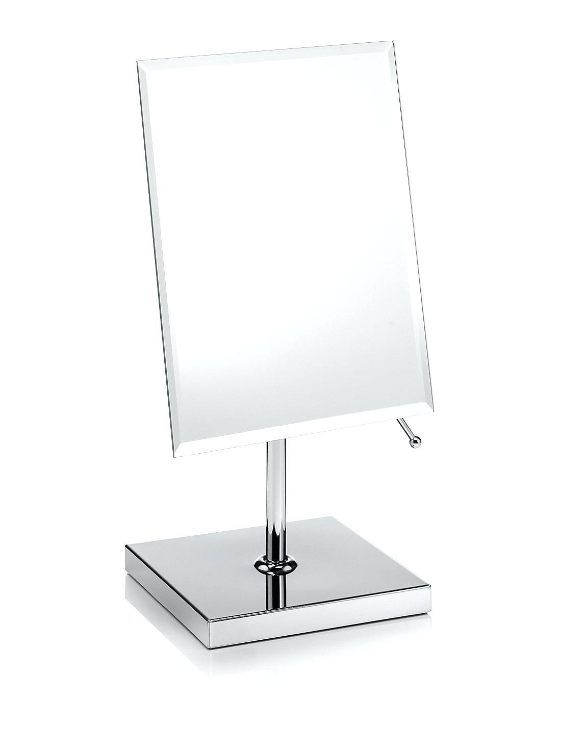 Large Full Length Mirror Floor Free Standing Brown Wood Frame Intended For Large Free Standing Mirrors (Image 15 of 20)