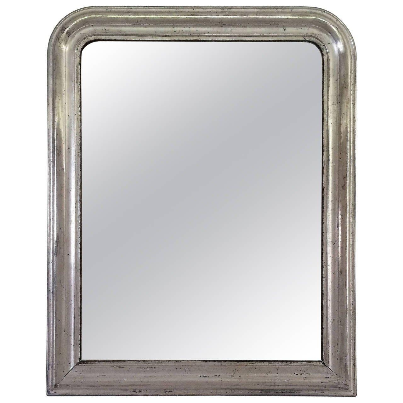 Featured Image of Silver Gilt Mirror